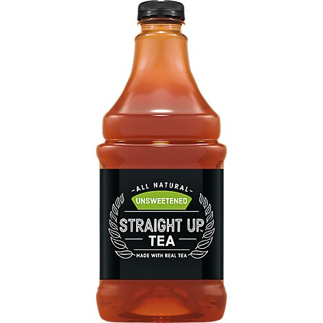 Snprem Tea Strgt Unswt Pet - 64 Fl. Oz.