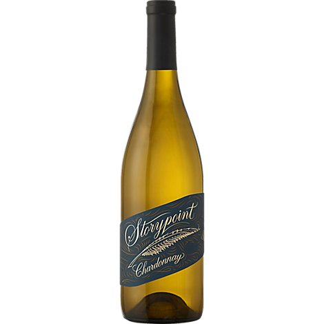 Storypoint Chardonnay White Wine - 750 Ml