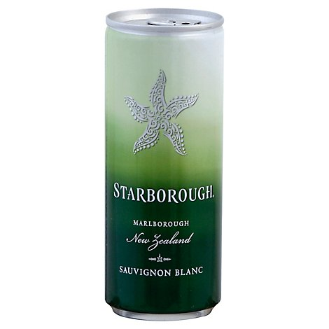Starborough Marlborough Sauv Blanc 250ml 2-Pack Wine - 500 Ml