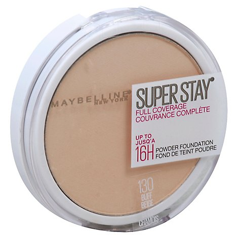 Maybel Superstay Powder Buff Beige - 0.18 Oz