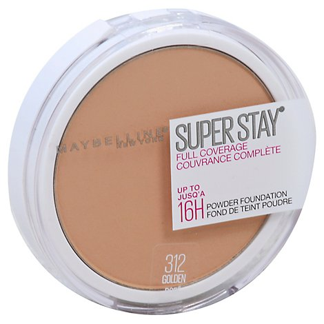 Maybel Superstay Powder Golden - 0.18 Oz