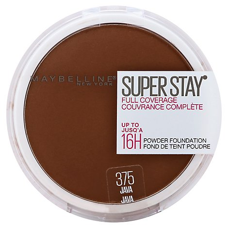Maybel Superstay Powder Java - 0.18 Oz