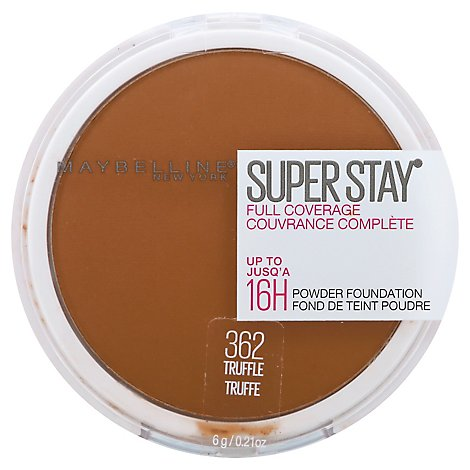 Maybel Superstay Powder Truffle - 0.18 Oz