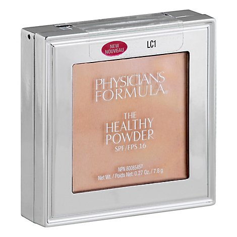 Physic Healthy Powder Spf16- Lc1 - 0.27 Oz