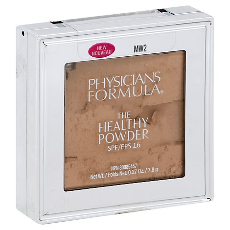 Physic Healthy Powder Spf16- Mw2 - 0.27 Oz
