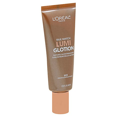 True Match Lumi Glotion Medium - 1.35 Fl. Oz.