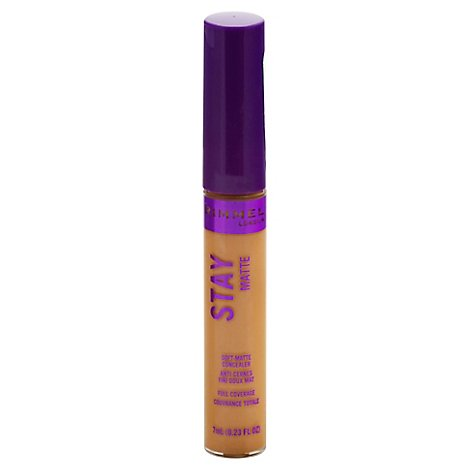 Stay Matte Concealer Honey - 0.23  Fl. Oz.
