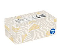 Kleenex Trusted Care Everyday Facial Tissue Flat Box - 144 Count
