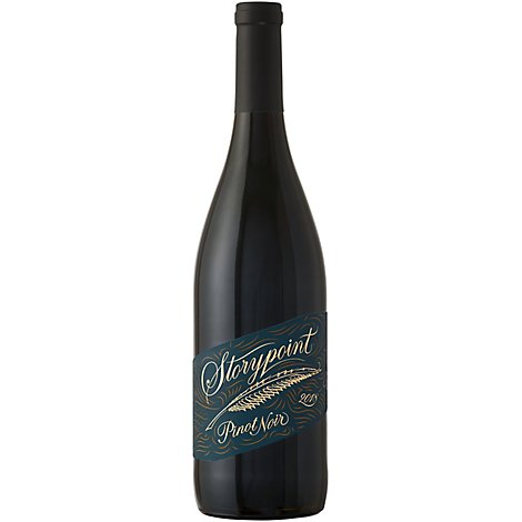 Storypoint Pinot Noir Red Wine - 750 Ml