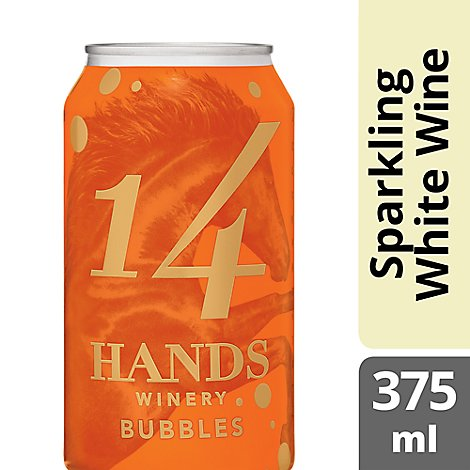 14 Hands Wine Bubbles - 375 Ml