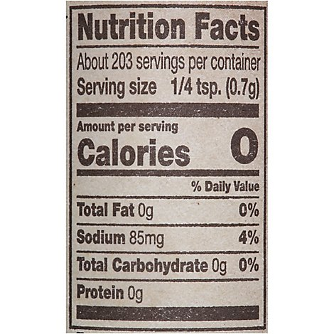 Stubbs Chicken Rub - 5.04 Oz