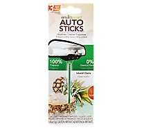 Enviroscent Island Oasis Autosticks - 3 Count