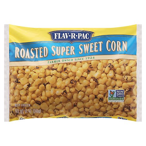 Flavrpac Roasted Supersweet Corn - 0.75 Lb