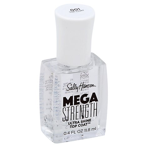 Platinum Strength Top Coat - 0.45 Fl. Oz.