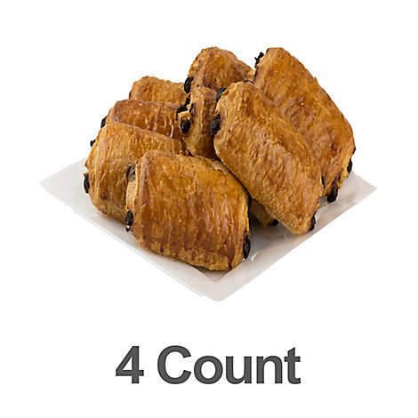 Croissants Chocolate 4ct