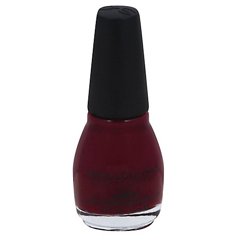 Sinful Colors Raisin The Roof - 0.5 Fl. Oz.