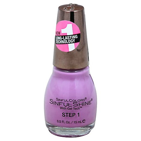 Sinful Shine Pragmatic - 0.5 Fl. Oz.