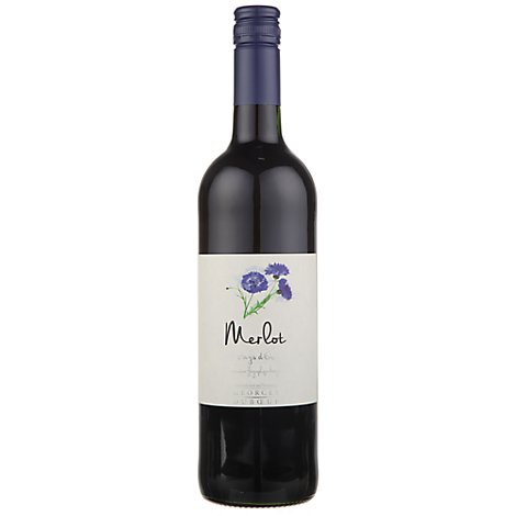 Duboeuf Merlot Wildflower Wine - 750 Ml