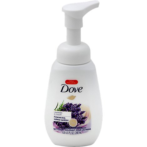 Dove Hand Wash Foaming Lavender & Yogurt - 6.8 Fl. Oz.