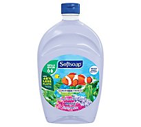 Softsoap Aquarium Liquid Hand Soap Refill - 50 Fl. Oz.