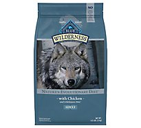 Blue Wilderness Adult Dog Chicken - 4.5 Lb
