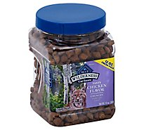 Blue Wilderness Crnchy Cat Treats Chk Sq - 12 Oz