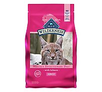 Blue Wilderness Adult Cat Salmon - 4 Lb