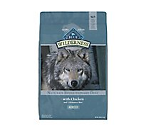 Blue Wilderness Adult Dog Chicken - 20 Lb