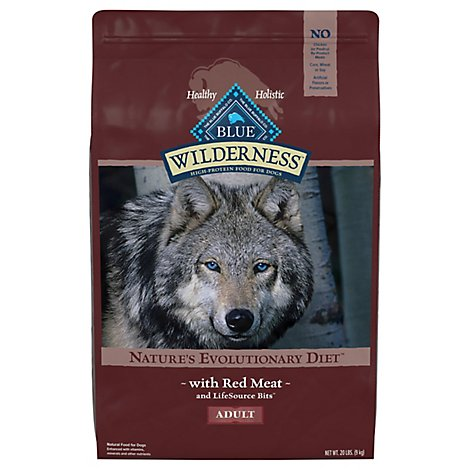 Blue Wilderness Rocky Mountain Recipe - 20 Lb