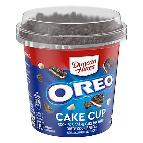 Duncan Hines Ps1 Ckie&Crm W OREO - 2.4 Oz