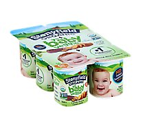 Stonyfield Farm Yobaby Carrot Sweet Pot - 24 Oz