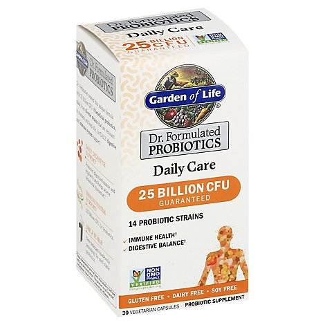 Dr Formulated Daily Care 25b - 30 Count