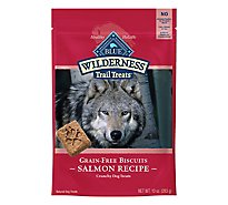 Blue Wilderness Dog Salmon Biscuit - 10 Oz
