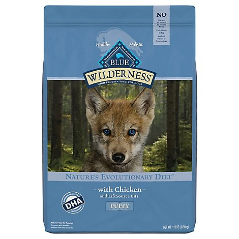 Blue Wilderness Puppy Chicken 11lb - 11 Lb