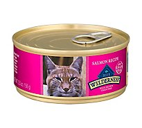 Blue Wilderness Adult Cat Salmon - 5.5 Oz
