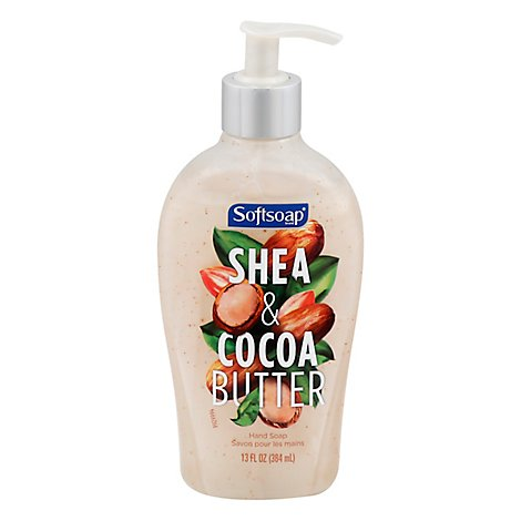 Softsoap Pump Shea & Cocoa Butter - 13 Fl. Oz.