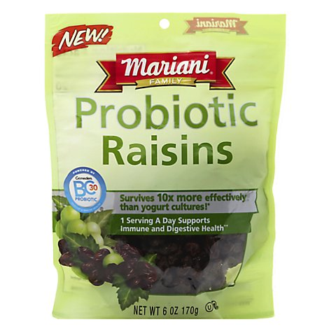 Probiotic Raisins - Each