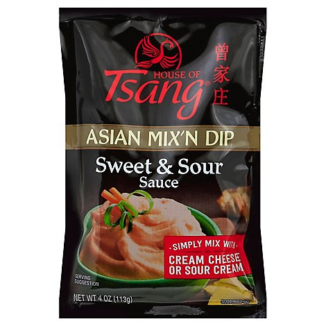 House Of  Dip Sweet & Sour - 4 Oz