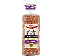 Pepperidge Farm Bread 15 Grain Whole Grain - 22 Oz