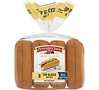 Pepperidge Farm Rolls Butter - 14 Oz