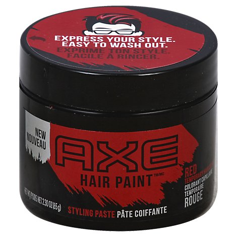 Axe Red Hair Paint Putty - 2.3 Oz