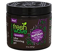 Fresh Wave Lavender Odor Removing Gel - 15 Oz
