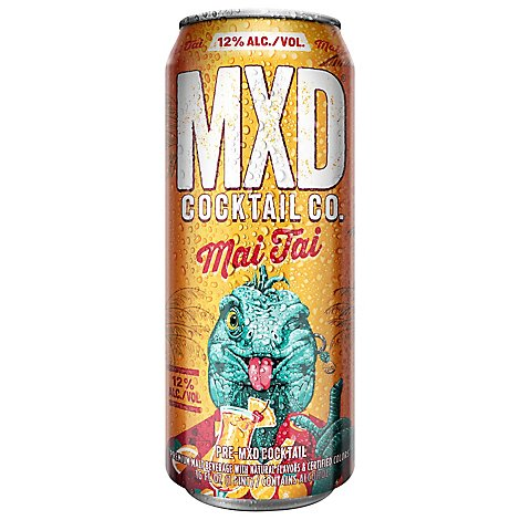 MXD Cocktail Mai Tai Cans - 16 Fl. Oz.