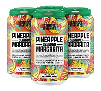 10 Barrel Rtd Pineapple Margarita Can - 4-12 Fl. Oz.