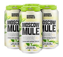 10 Barrel Rtd Moscow Mule Can - 4-12 Fl. Oz.