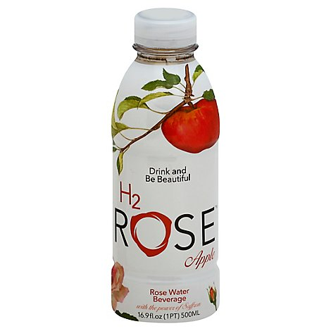 H2rose Water Rose Apple - 16.9 Oz
