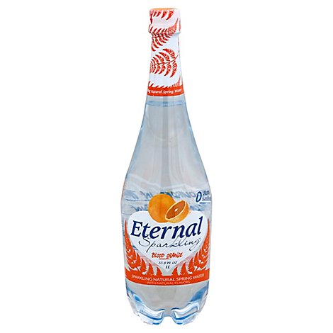 Eternal Sparkling Blood Orange - 1 Liter