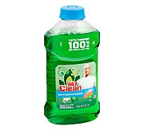Mr. Clean Cleaner Multi Surface With Gain Scent Original Scent - 45 Fl. Oz.