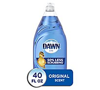 Dawn Ultra Dishwashing Liquid Original Scent - 40 Fl. Oz.
