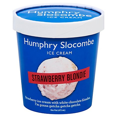 Humphry S Ice Cream Strwbrry Blndie - 16 Oz